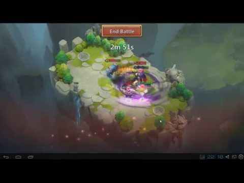 Castle Clash How To Get Free Moltanica (secret)