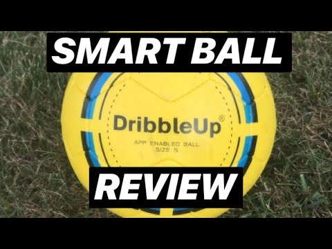 DribbleUp Smart Soccer Ball - Review