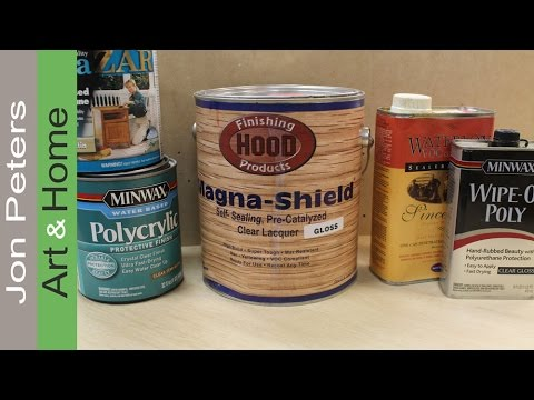 the best wood finishing products review youtube. Black Bedroom Furniture Sets. Home Design Ideas
