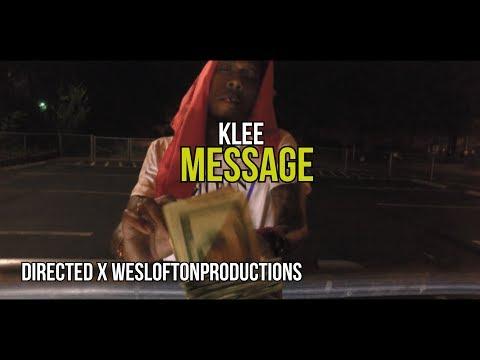 KLEE - MESSAGE