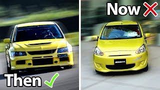 5 Car Brands That Got Worse!! :(