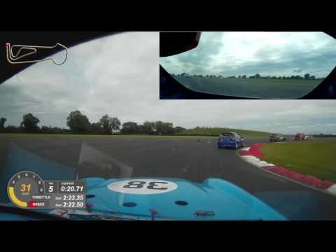 Peter Best MG Cup - Snetterton 300 R1