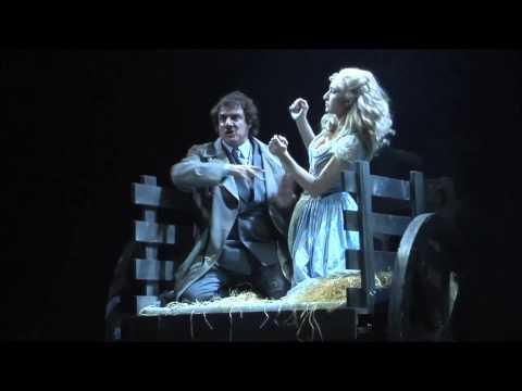 Frankenstein Junior - Frederick incontra  Igor e Inga