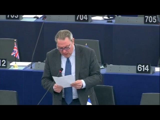 Jacques Colombier sur l'accord de libre-échange UE-Singapour