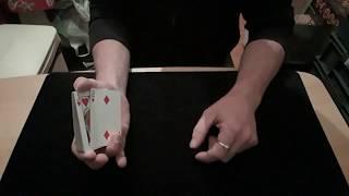 A Little Move. Card Mat Tutorials.