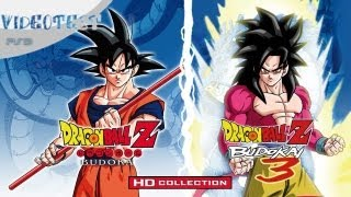 (Vidéotest) Dragon Ball Z: Budokai HD Collection - PS3