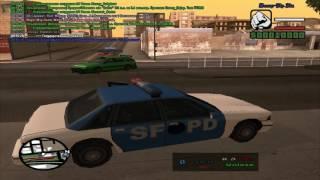 Samp-Rp | Как правильно играть за полицейского