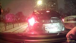 Смотреть видео ДТП 29.01.2018 СПб онлайн