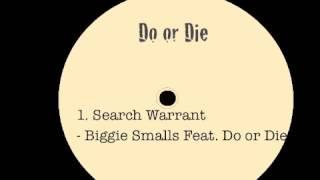 Biggie Smalls Do or Die (Demo)