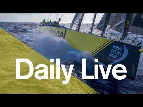 Daily Live – 1300 UTC Monday 15 January | Volvo Ocean Race