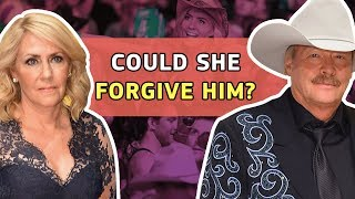 The Hidden Truth About Alan Jackson's Marriage | ⭐OSSA