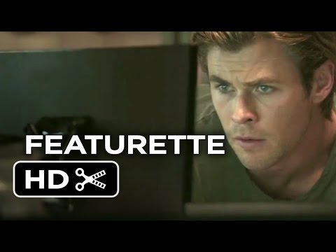 Blackhat Featurette - Cyber Hacking (2015) - Chris Hemsworth Action Movie HD