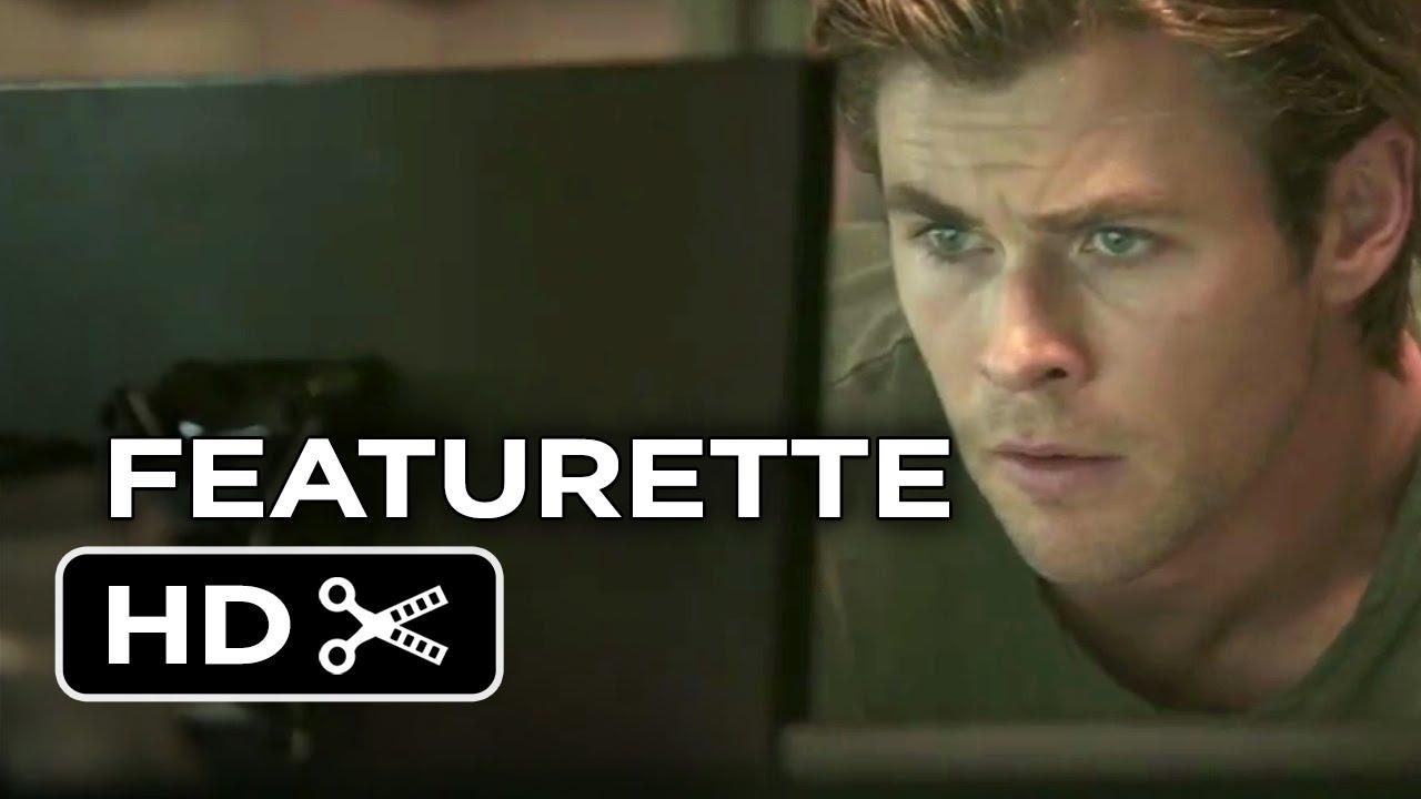 d9db860ff39 Blackhat Featurette - Cyber Hacking (2015) - Chris Hemsworth Action Movie  HD - YouTube