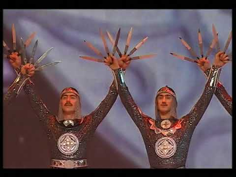 The Imperial Russian Dance Company's FLYING TZARS, Part 3