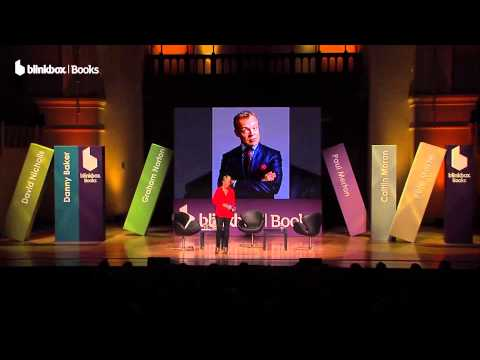blinkbox Books presents: Clare Balding with David Nicholls & Graham Norton.