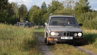 1986 BMW E28 524TD Test Drive After 6 Years
