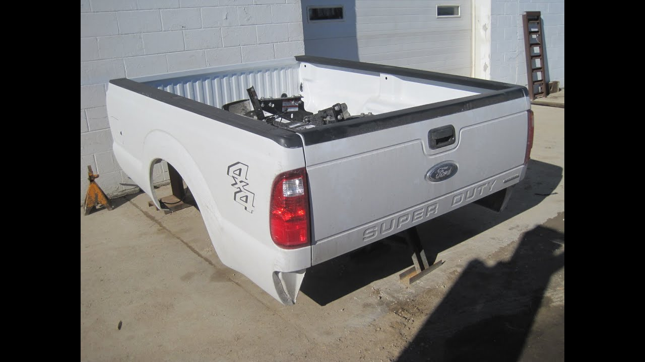 Ford F250 8 Foot Bed For Sale >> New 2015 Ford Superduty Take Off Long Bed From F250 F350 F450 Sold