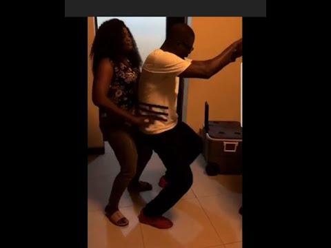 Funke Akindele and Her Hubby, JJC Danced and Have Fun Together To Celebrate His Birthday