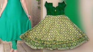 Umbrella Cut Chudidar Stitching Class   Umbrella Cut Cutting and Stitching Part 2 Tailoring Class