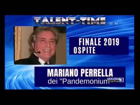 TALENT-TIME 2019-MARIANO PERRELLA