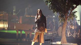 Lana del rey performing born to die during her norman fucking rockwell! tour in nashville, tn, on november 19, 2019. please excuse any moments of shaky camer...