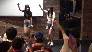 "WackWack祭 Part2""The夏"" ~藤咲はるな、RiNA、ひなこ、JURINA合同生誕~」"
