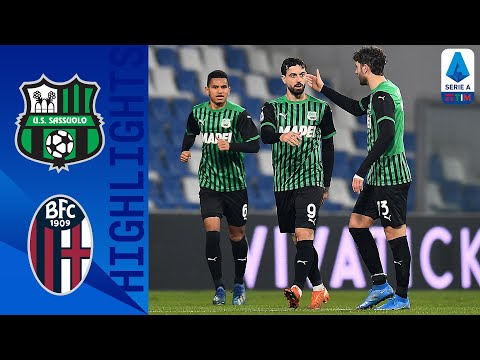 Sassuolo 1-1 Bologna | Caputo risponde al vantaggio rossoblù firmato da Soriano | Serie A TIM
