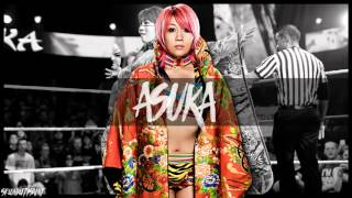"WWE NXT: ""The Future"" ► Asuka Theme Song"