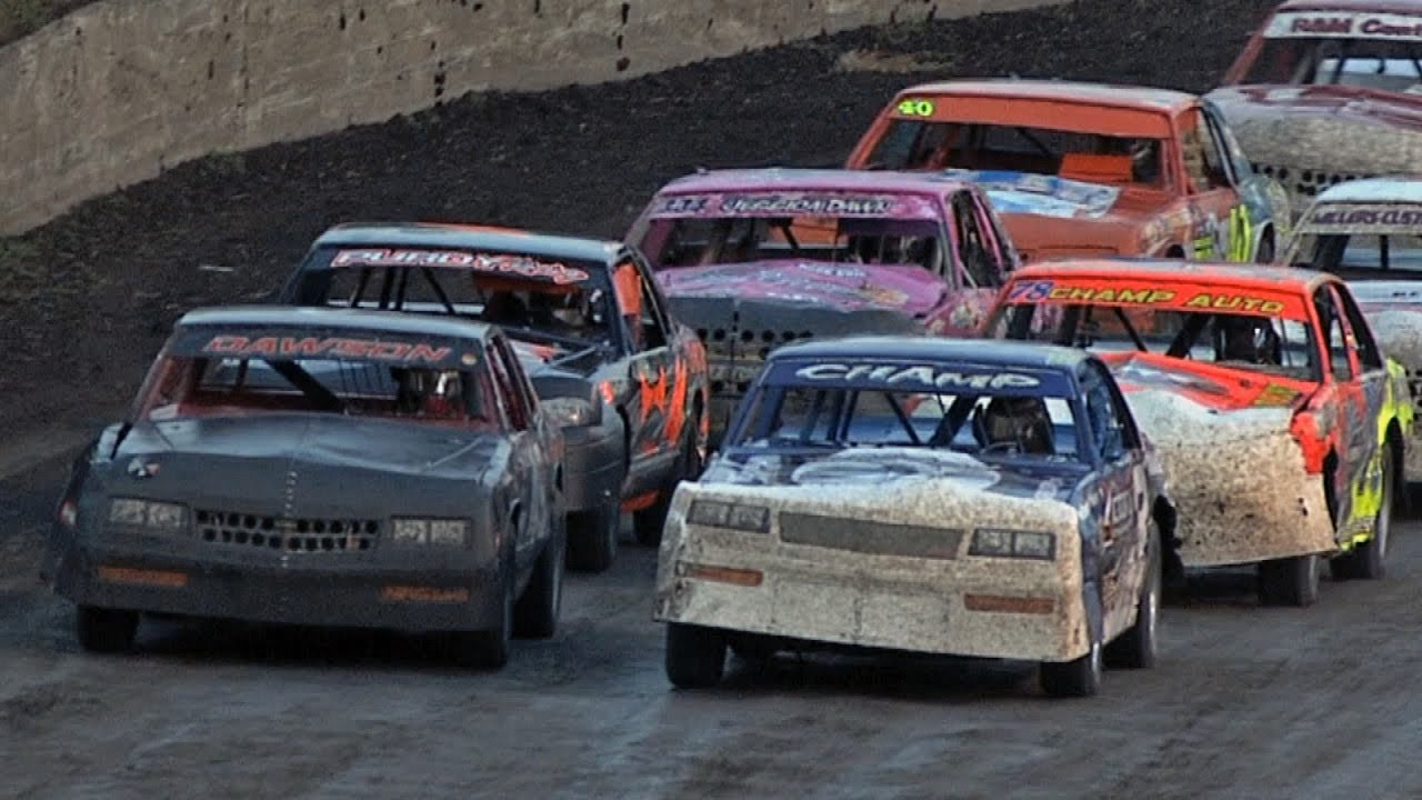 Dirt       Track       Racing     Part 1    Iowa State Fair 2013  YouTube