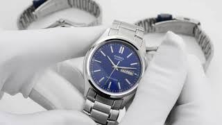 [저렴하지만 예쁜 파랑판] 4만원대 시계 MTP 123…