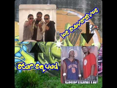 Star Squad feat. Subversivos - Hasta Abajo