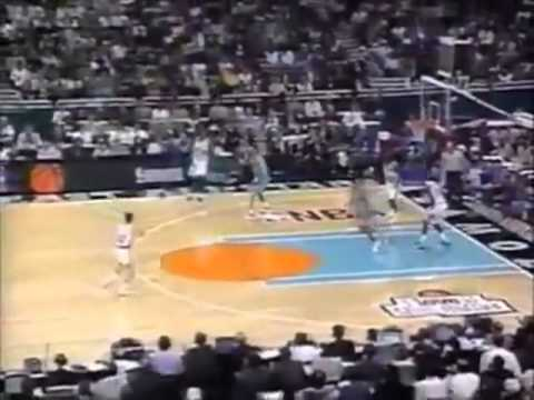 1996 Nba All Star Game Best Plays Youtube