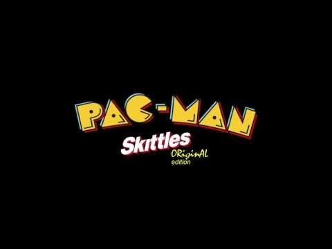 Skittles Spot Pac-Man