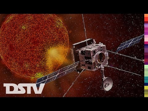 ESA'S SOHO MISSION TO THE SUN - SPACE DOCUMENTARY