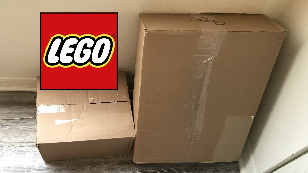 Lego Shop At Home Mystery Haul And Unboxing For November
