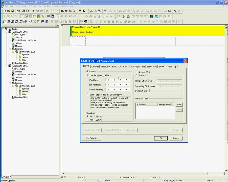omron cx programmer software free download
