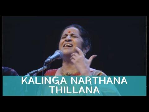 Aruna Sairam - Kalinga Narthana Thillana (Saarang 2015)