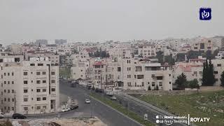 تراجع النشاط العمراني في المملكة مع نهاية تشرين الأول الماضي (18/12/2019)