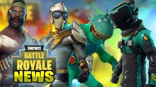 NUOVE SKIN & BALLI IN ARRIVO! ⛏️ Fortnite Battle Royale News - Pazzox