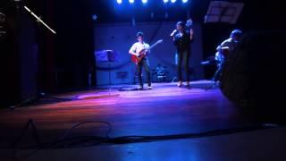Carlos Santana Ft Mana - Corazón Espinado (Live Cover)
