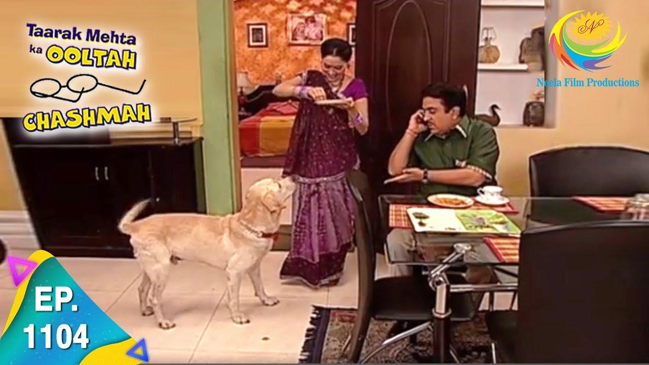 Download Taarak Mehta Ka Ooltah Chashmah - Epiosde 1104 - Full Episode