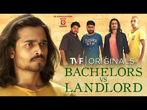 TVF Bachelors | S01E02 - Bachelors vs Landlord ft. BB ki Vin