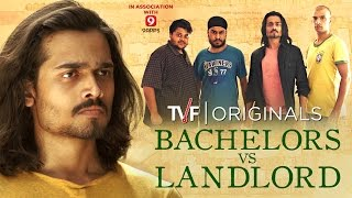 TVF Bachelors | S01E02 - Bachelors vs Landlord ft. BB ki Vines thumbnail