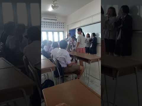 บทลงโทษ ของคนสอบ ภาษาอังกฤษ  ตก อิอิ