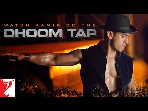 Dhoom Tap - Song Promo 1 | DHOOM:3 | Aamir Khan