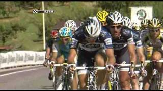 SBS Official -- Stage 11 Highlights from 2010 Tour de France
