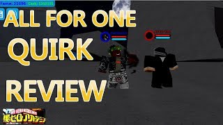 AFO REVIEW (AFO REVIEW) BOKU NO ROBLOX REMASTERED