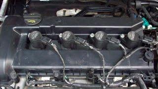 Замена свечей зажигания NGK 2467 на  Ford Focus 2