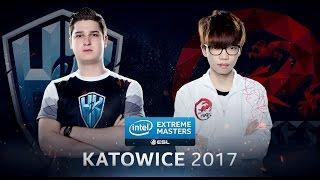 LoL - H2k-Gaming vs. Hong Kong Esports - Group A Decider Game 1 - IEM Katowice 2017