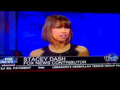 Coonette Stacey Dash Is Crying On Fox In Order To Sell A Book